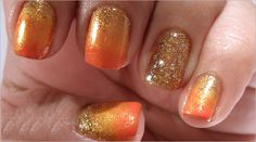 Mind Blowing Fall Acrylic Nail Designs Pictures