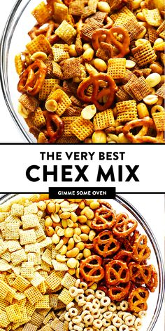 Extra-Bold Chex Mix recipe is a great snack or party appetizer, and irresistibly delicious! Snack Mix Recipes, Appetizer Recipes, Easy Recipes, Healthy Snack Mixes, Recipes Dinner, Tailgating Recipes, Yummy Snacks, Bold Chex Mix Recipe, Recipe For Chex Mix Snack
