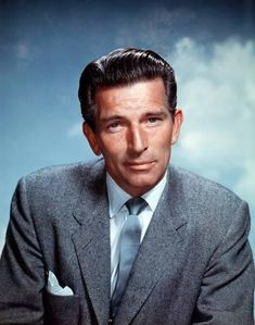 Photo: Michael Rennie : 10x8in Old Hollywood Stars, Vintage Hollywood, Classic Hollywood, Hollywood Icons, Classic Movie Stars, Vintage Movies, Vintage Tv, British Actors, Good Looking Men