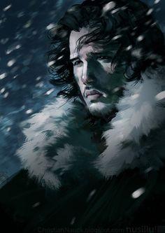 18 ilustrações super legais baseadas em Game Of Thrones | ROCK'N TECH