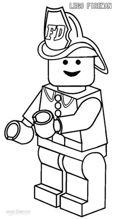 free printable fireman coloring pages cool2bkids