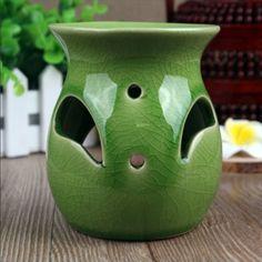Ceramic Jars Oil Burner