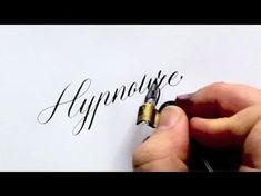 Mejora tu caligrafía artística | Bienvenidos al blog de Bengar