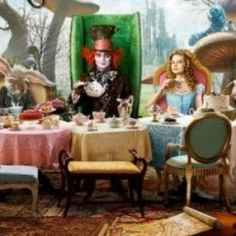 Tim Burton's Alice in Wonderland has inspired a new style of Alice in Wonderland Themed Parties. We hosted a Tim Burton's Alice in Wonderland...