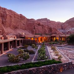 Alto Atacama Desert Lodge, Chile. While some other Chilean adventure hotels go in for grand architectural gestures, Alto Atacama's terracotta lodge was designed to blend in seamlessly with the environment that surrounds it. And when that environment is the otherworldly beauty of the Cordillera de Sal — the red, rugged Salt Mountains — in Chile's Atacama Desert, the result, as subtle as it is, is one of the most visually striking hotels on the planet.  There are a number of luxury resorts in…