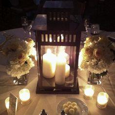 Lantern Table Centerpiece