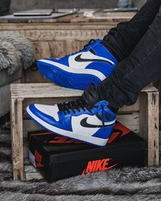 jordan 1 retro high game royal nz