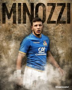 Poster for Italian rugby player matteo minozzi Sports Graphics, Rugby Players, Mens Tops, Poster, T Shirt, Fashion, Moda, Tee Shirt, Fashion Styles