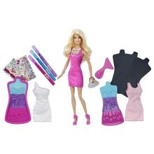 Fashion Design Plates BARBIE® Doll - Shop.Mattel.com #savethebunnyGP