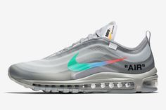 OFF-WHITE x Nike Air Max 97 Black   Menta  Sold Out Everywhere c43e55aa6