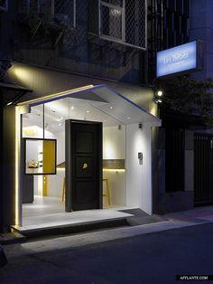Les Bébés Cupcakery // JC Architecture | Afflante.com