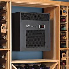 N'FINITY 4200 Wine Cellar Cooling Unit (Max Room Size = 1000 Cu. Ft.) - Wine Enthusiast