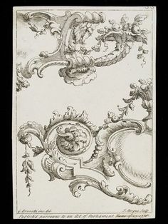 Sixty different sorts of ornaments   Gaetano Brunetti   V&A Search the Collections