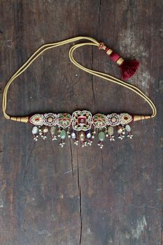 Ruby Necklace Designs, Jewelry Design Earrings, Choker Jewelry, Jewelery, Chokers, Bridal Jewelry Vintage, Wedding Jewelry, Antique Jewelry, Antique Necklace