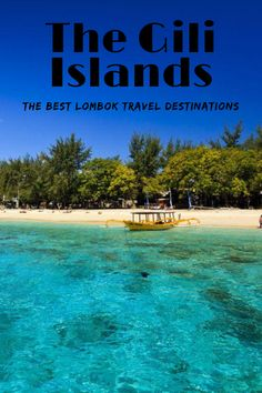 The Gili Islands are a group of 3 tiny islands – Gili Trawangan, Gili Meno and Gili Air – in Indonesia, near the coast of northwest Lombok Island. Characterized by sandy beaches fringed with palm trees, they're known for their coral reefs just offshore. . #lombok #indonesia #travel #traveling #giliislands #island #nature #bucketlist Travel Images, Travel Pictures, Cool Pictures, Travel Deals, Travel Tips, Adventure Time, Adventure Travel, Wonderful Places, Beautiful Places