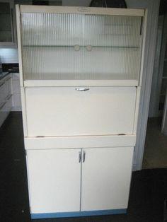 Vintage Eastham Retro Kitchen Unit Cabinet Larder