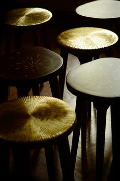 Ira Designs :: TEKKU STOOLS