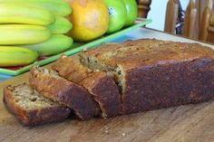 Tracy's Living Cookbook: Banana Bread : Martha Stewart Living's Most Request Recipe