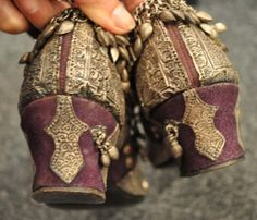 Gypsy shoes - with bells on