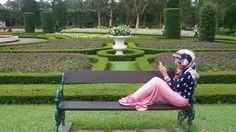 Taman Bunga Nusantara, Puncak Bogor, Cipanas.
