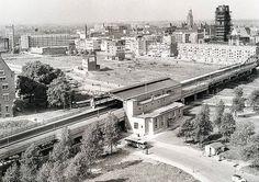 Station Blaak, het oude Beursstation(tot 1945)