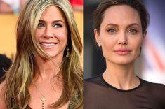 Jennifer Aniston ή Angelina Jolie