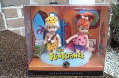 Barbie The Flintstones Kelly Tommy Giftset Silver Label NIB | eBay