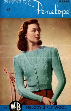 1940's Style For You