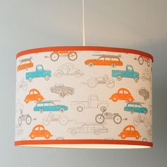 retro rides pendant light this retro rides pendant shade will make a fun addition to your childrens pendant lighting