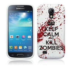 Samsung Galaxy S4 Mini i9190 Gel/TPU/Silicone Hard Case - Keep Calm and Kill Zombies Red/White Cover , http://www.amazon.co.uk/dp/B00DSMCBTA/ref=cm_sw_r_pi_dp_tyMBsb1M3SFNM