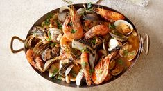 From traditional French bouillabaisse to classic Italian cioppino, make one of these fish stew recipes for dinner tonight. Vegetarian Recipes, Cooking Recipes, Healthy Recipes, Pescatarian Recipes, Gf Recipes, Fish Dishes, Main Dishes, Seafood Dishes, Roasted Radishes
