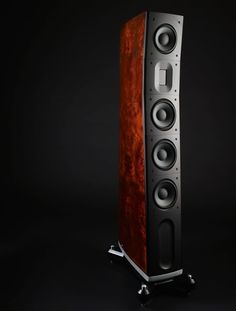 Raidho Acoustics : un ogre danois de l'enceinte Hi-fi High End