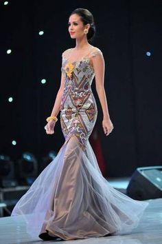 Miss Philippines, Megan Young 23 ans, couronnée Miss Monde 2013
