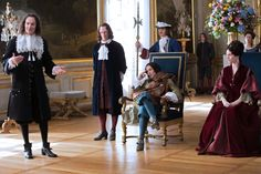 Tygh Runyan in Versailles (2015)