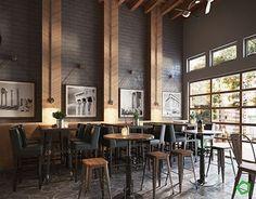 Echa un vistazo a este proyecto @Behance: u201cAkropol restaurant in Canadau201d https://www.behance.net/gallery/30201373/Akropol-restaurant-in-Canada