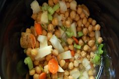 slow cooker soup spinach and chickpea soup more stew chickpea soup ...