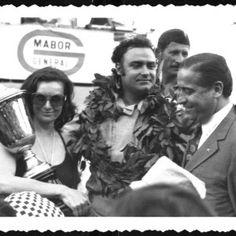 Carlos Gaspar, Lola T292, Team BIP, Vila Real, Campeonato de España de Conductores de Velocidad en Circuito para Vehiculos de Gran Turismo-Sport, Portugal, July 1, 1973 (winner).