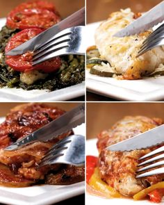 Parchment-Baked Chicken 4 Ways Healthy Recipe Videos, Super Healthy Recipes, Healthy Foods To Eat, Healthy Snacks, Healthy Eating, Parchment Chicken Recipe, Parchment Paper Chicken, Chicken Recipes Video, Baked Chicken