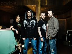 Seether My ultimate goal is to see them in concert....