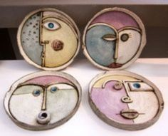 Pottery painting ideas and design 21