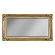Amadeus Miroir et patère en métal avec tablette noir L.87cm School ...