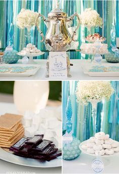 Winter Wedding Decorations | ... Unveiled - Style Unveiled | A Wedding Blog - Winter Wedding Ideas