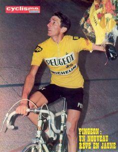 1967 Tour de France winner, Roger Pingeon