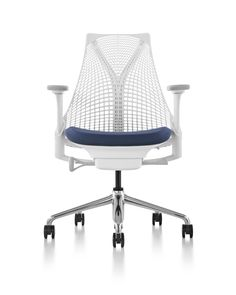 galeria de mobilirio corporativo 6 cadeiras que melhoram sua postura ao trabalhar 21 - Herman Miller Umhllen Schreibtisch