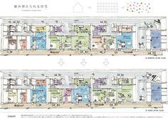 学生 建築 コンペ 図面 - Google 検索