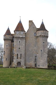 Chateau de Chazelet.