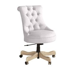 Elle Tufted Desk Chair
