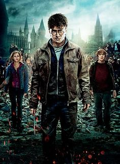 """Peter Travers' Movie Reviews  Harry Potter and the Deathly Hallows, Part 2  """"What an exhilarating gift to watch Harry and Company go out in a blaze of glory and amazing grace."""""""
