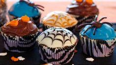 Oppskrift på Skumle cupcakes med ostekrem