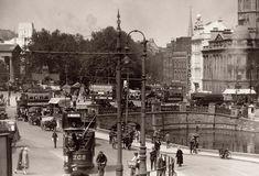Tramway Centre Bristol 1931.